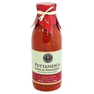 Casina Rossa Puttanesca Sauce, 17.6 oz