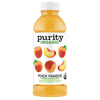 Purity Organic Peach Paradise Juice, 16.9 oz