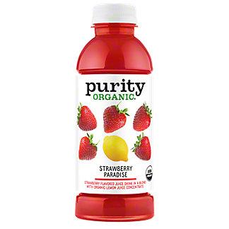 Purity Organic Strawberry Paradise Juice, 16.9 oz