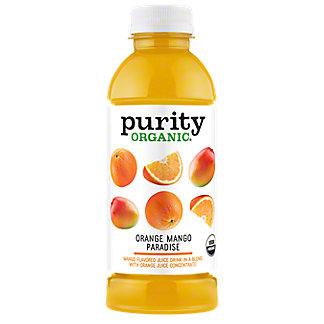 Purity Organic Orange Mango Paradise Juice, 16.9 oz