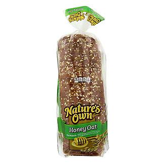 Nature's Own Honey Oat Bread, 20 oz