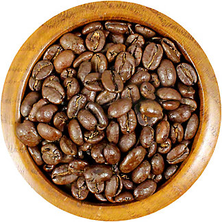 Central Market In House Roasted Coffee Organic French Roast, Bulk