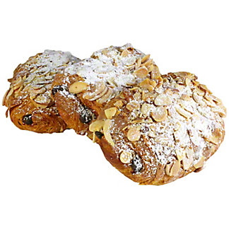 Central Market Chocolate Almond Croissant, 3 Count