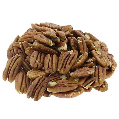 Bulk Junior Mammoth Pecan Halves, sold by the pound