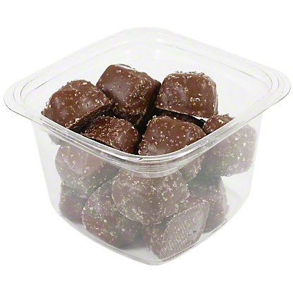 Central Market Milk Chocolate Sea Salt Caramels, 10.2 oz