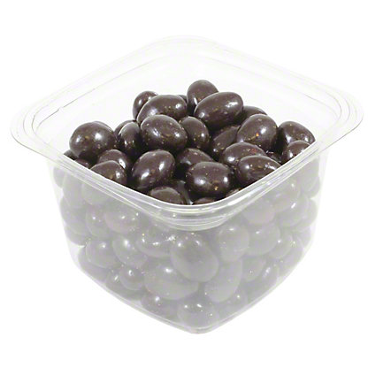 Dark Chocolate Almonds, sold by the pound