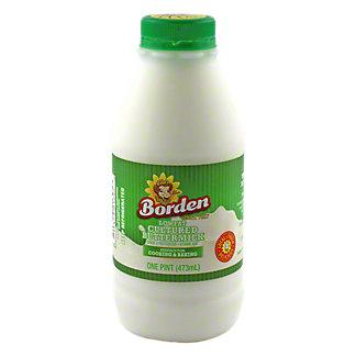 Borden 1% Low Fat Buttermilk,16 OZ