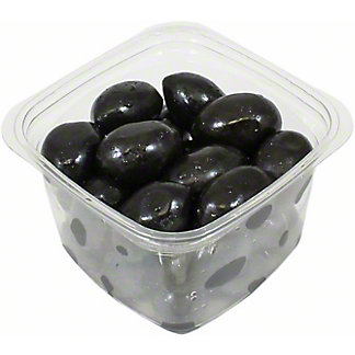 Divina Black Cerignola Olives, Sold by the pound