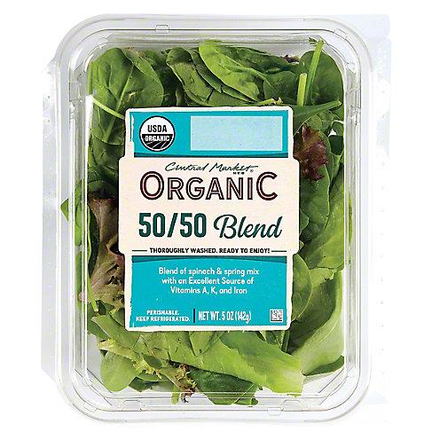 Central Market Organic 50/50 Blend, 5 OZ