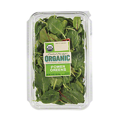 Central Market Organics Power Greens, 16 oz