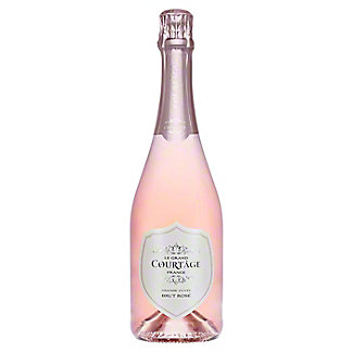 Le Grand Courtage Brut Rose, 750 mL
