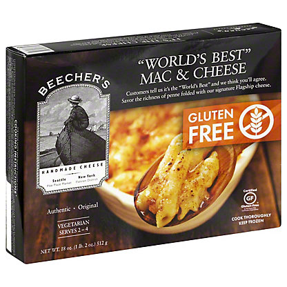 Beecher's World's Best Gluten Free Mac & Cheese, 20 oz