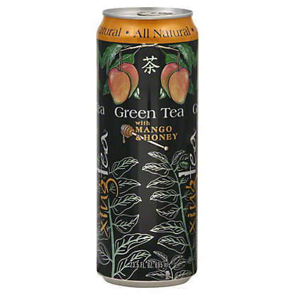 XINGtea Green Tea with Mango & Honey, 23.5 oz
