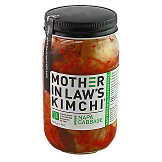 Mother in Law's Kimchi House Napa Cabbage, 16.00 oz