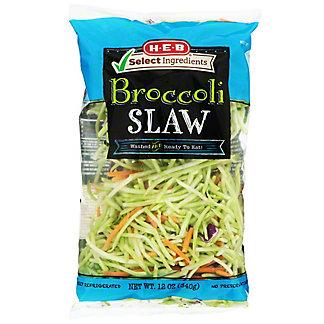 H-E-B Broccoli Slaw,12 oz