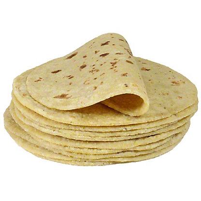 Central Market Mitad & Mitad Tortillas 10 count, EACH