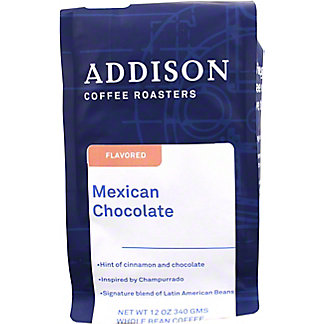 Addison Mexican Chocolate Coffee, 12 oz