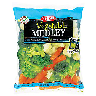 H-E-B Vegetable Medley,12 OZ