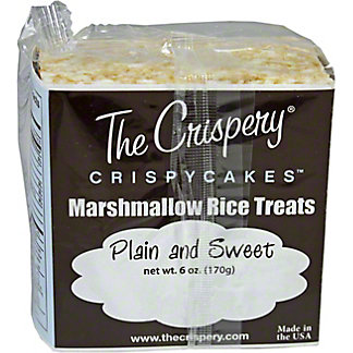 Crispery Plain and Sweet,16.00 oz