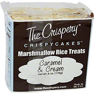 THE CRISPERY Crispery Caramel Cream,6OZ