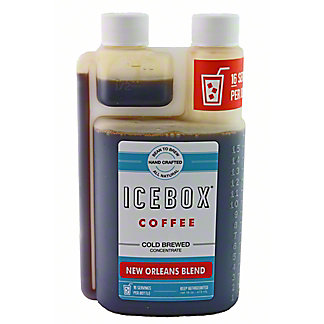 Icebox Coffee New Orleans Blend Concentrate, 16OZ