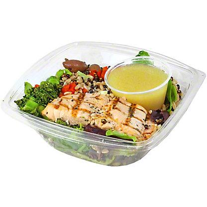 Central Market Italian Grain Salad with Salmon, ea