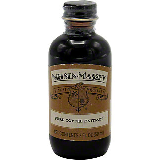 Nielsen Massey Pure Coffee Extract, 2.00 oz