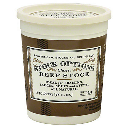 Stock Options Classic Beef Stock,28.00 oz