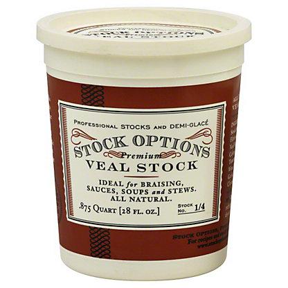 Stock Options Premium Veal Stock,28.00 oz