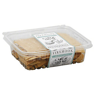Firehook Baked Garlic Thyme Crackers,7.00 oz