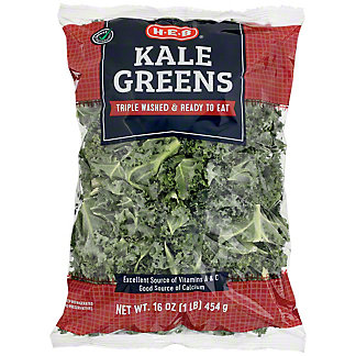 H-E-B Kale Greens,16 oz