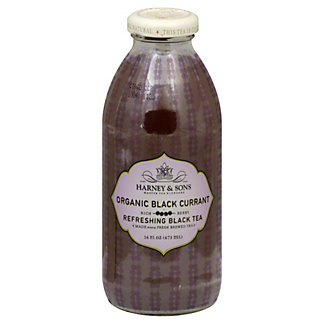 Harney & Sons Organic Black Currant Tea, 16.00 oz