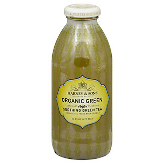 Harney & Sons Organic Green Tea With Citrus,16.00 oz
