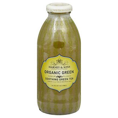 Harney & Sons Organic Green Tea With Citrus,16.00 oz