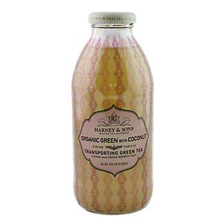 Harney & Son's Organic Bangkok Coconut Ginger Green Tea,16OZ