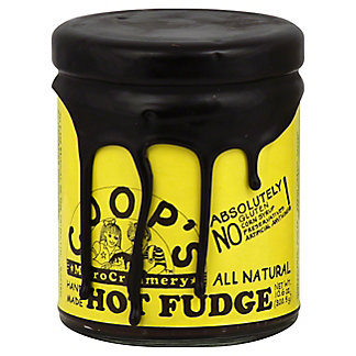 Coops Hand Made Original Hot Fudge,10.60 oz