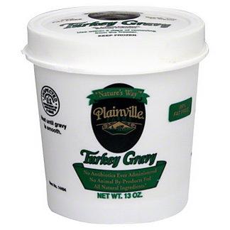 Plainville Farms Abf Turkey Gravy, 13.00 oz