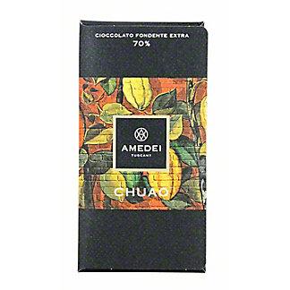 Amedei 70% Chuao Dark Chocolate Bar, 50 G