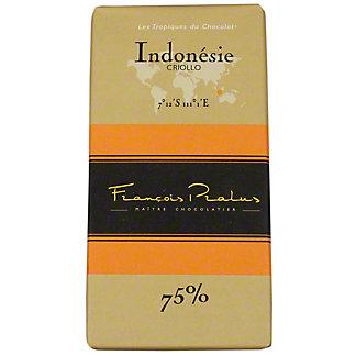 Pralus Chocolate Bar Indonesia, 100 g