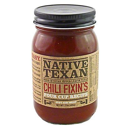 Native Texan Chili Fixins Starter Mix, 17 oz