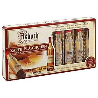 Asbach Parlinen Chocolate Brandy Bottles In Window Gift Box, 8 ct