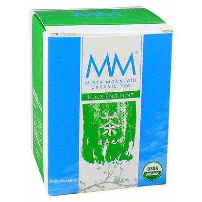 Misty Mountain Maofeng Mint Tea, 12 CT