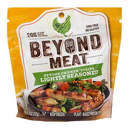 Beyond Meat Lightly Seasoned Chicken-Free Strips,9.00 oz