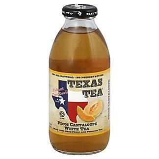 Texas Tea Pecos Cantaloupe White Tea,16 OZ