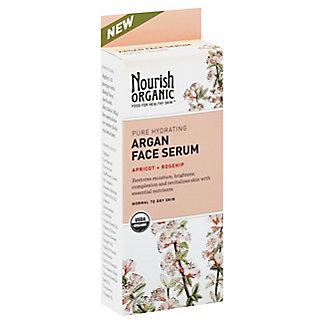 Nourish Organic Nourish Organic Pure Hydrating Argan Face Serum, 0.7 oz