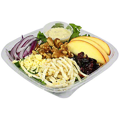 Central Market Apple Walnut and Coastal Cheddar Petite Salad, Ea