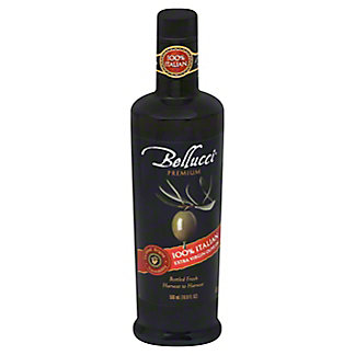Bellucci 100% Italian Extra Virgin Olive Oil,500ML