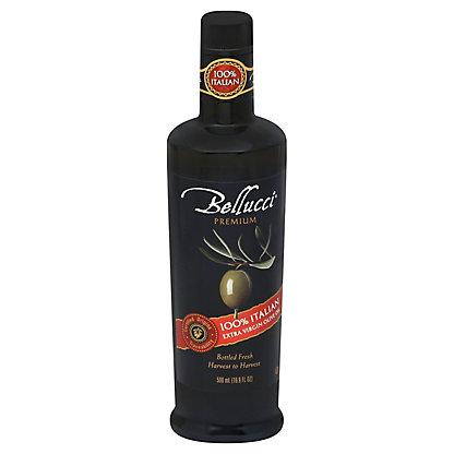 Bellucci 100% Italian Extra Virgin Olive Oil,500ML