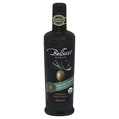 Bellucci Certified Organic Extra Virgin Olive Oil, 500 ML