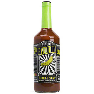 Bloody Revolution Pickle Zing Bloody Mary Mix, 32 oz